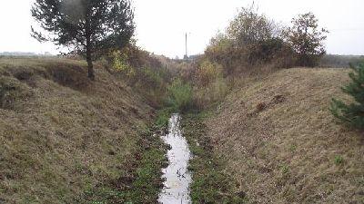 Rekultywacja części potoku Ściernie oraz remont trzech przepustów
