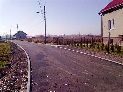 Odbudowa i modernizacja ul. Budzyńskiej ul. Starowiślanej