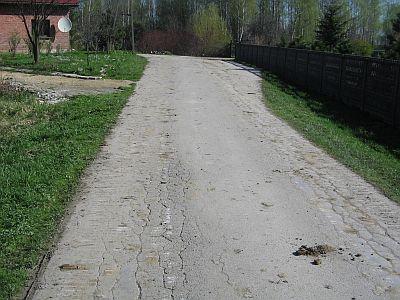 Odbudowa i modernizacja ul. Jagiełły w Bijasowicach