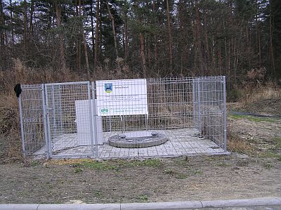 Odbudowa kanalizacji sanitarnej Bierunia Starego - etap IV