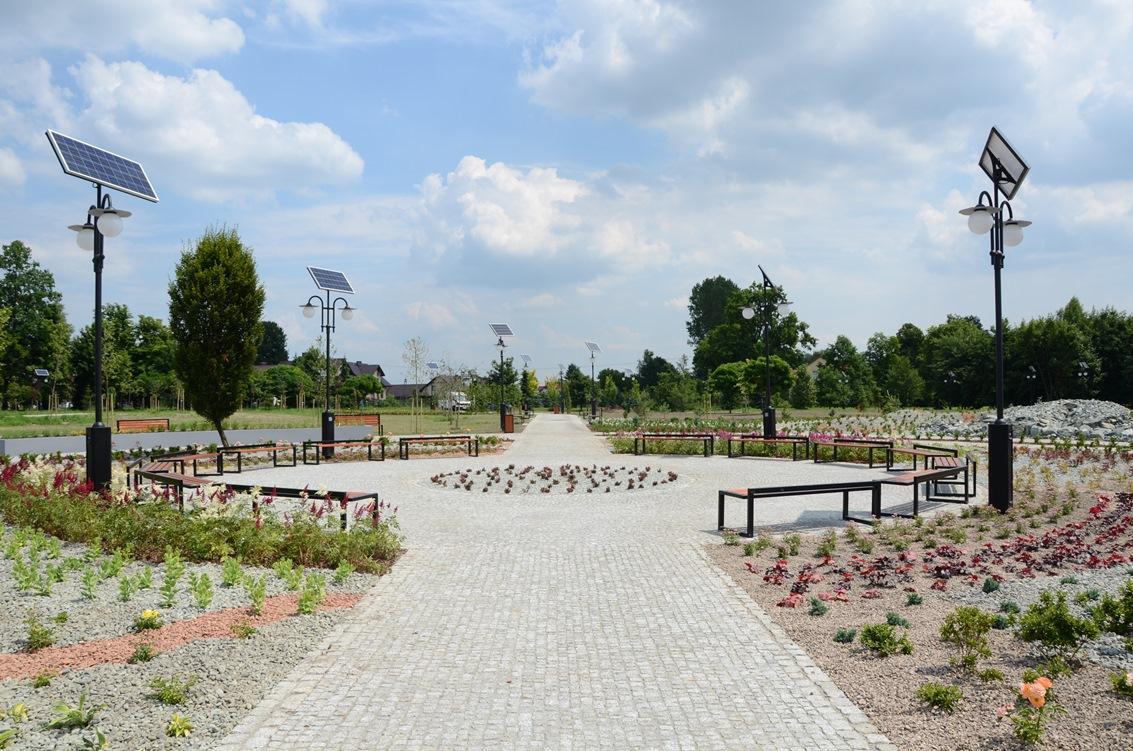 Mini-arboretum