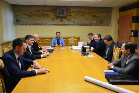 Posiedzenie Zespołu Roboczego ds. Zagrożenia Powodziowego na Obszarze Bijasowic