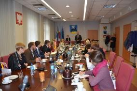 Polityka przestrzenna Bierunia posłuży za wzór samorządowcom z Ukrainy