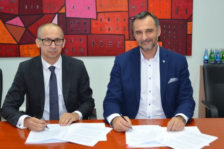Podpisano umowę na dotację dla Bierunia w ramach Metropolitalnego Funduszu Solidarności