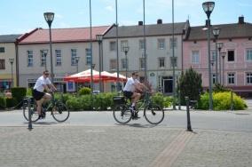 Patrole rowerowe Straży Miejskiej w Bieruniu