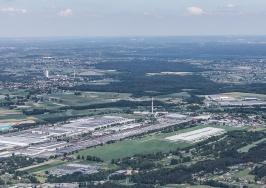 W Bieruniu powstaje Centrum Logistyczne