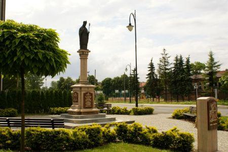 Renowacja Pomnika Św. Walentego
