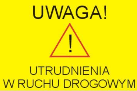 Zmiana organizacji ruchu na ulicach Łysinowej i Marcina