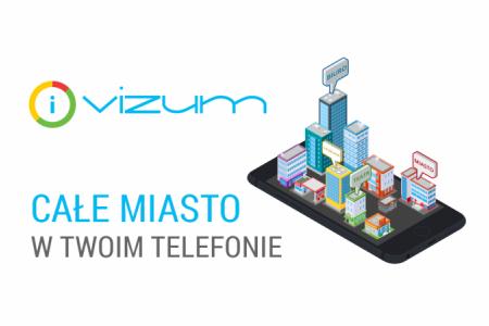 Całe miasto w Twoim telefonie? Pobierz aplikację VIZUM