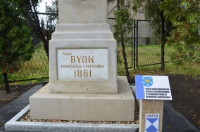 Krzyż przy ulicy Łysinowej przeszedł renowację