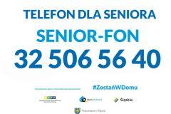 SENIOR-FON - telefon wsparcia dla seniorów