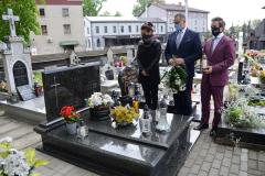 Ku pamięci zmarłych samorządowców - w Święto Samorządu Terytorialnego