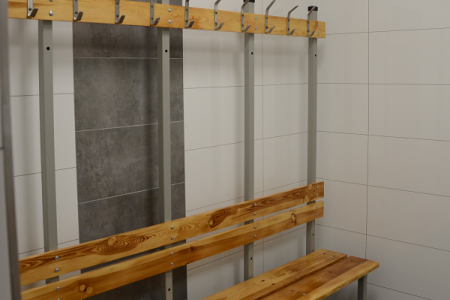 Zakończono prace remontowe w hali sportowej przy ulicy Szarych Szeregów