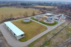 Oczyszczalnia na Soleckiej po modernizacji za prawie 14 mln. zł