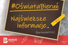 KORONAWIRUS: Zmiany w funkcjonowaniu szkół podstawowych