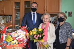 90. urodziny Urszuli Krzakowskiej