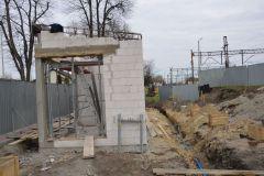 Trwa budowa rowerowni przy Centrum Przesiadkowym