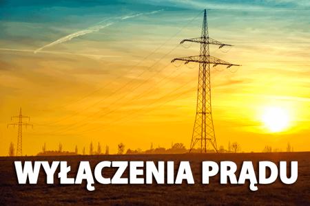 Komunikat w sprawie przerw w dostawie prądu!