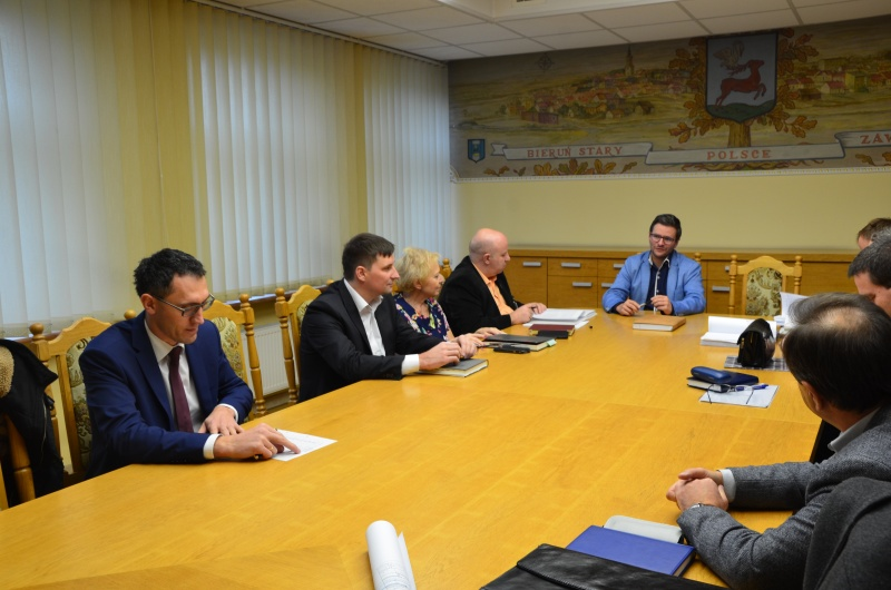 Zdjęcie z posiedzenia