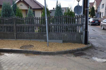 Przebudowano skarpę na ulicy Mieszka I