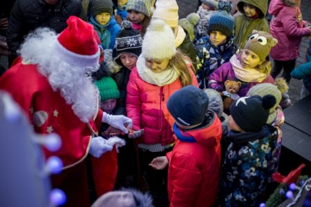 Jarmark Bożonarodzeniowy 2018 w Bieruniu