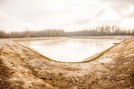 Zakończono prace związane z odtworzeniem zbiornika w Bijasowicach