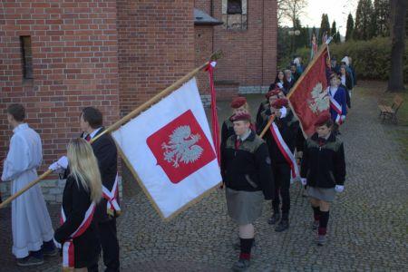 Obchody 100 Rocznicy Odzyskania Niepodległości w Bieruniu