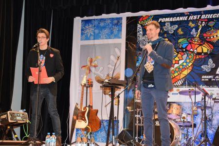 Wielka Orkiestra Świątecznej Pomocy w Bieruniu