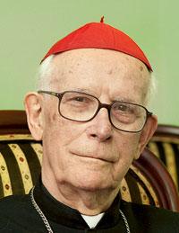 Ks. Kardynał Stanislaw Nagy SCJ